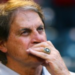 Tony La Russa Departing D-backs