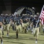 Building a Winner, Casteel Dominates in Year One