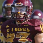 ASU Football's Kohl Motivated by Family