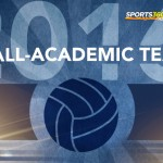 The 2016 AZ Girls All-Academic Volleyball Team for Divisions 6A-4A