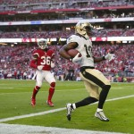 Saints March Over Cardinals, 48-41