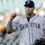 AL West Managers Break Down Taijuan Walker