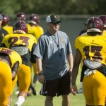 Lindsey Latest In ASU Coaching Overhaul