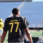 All-American Jackson Showing He Belongs Among Elite