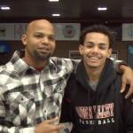 Father, Son Share Unique Basketball Bond