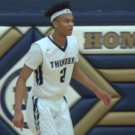 Thunderstorm: Harris Thriving At DV