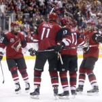 Pack Mentality: Coyotes Improving