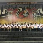 ACU Building Team Around Faith