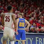 Arizona Looking Forward After UCLA Loss