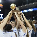 Mesquite Girl's Basketball Wins 5A State Championship