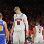 Arizona's Markkanen Goes to Chicago In NBA Lottery
