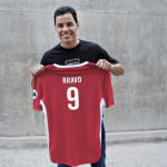 Bravo Signs with Rising FC