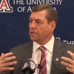 Arizona Introduces Dave Heeke VP Athletics