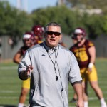 Plenty of Questions Entering ASU Spring Practice