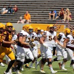 ASU Football Spring Grades and Evaluations
