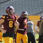 All Eyes on ASU QB Battle Ahead of Spring Game