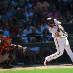 GALLERY: D-Backs Beat Giants On Opening Day