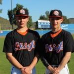 Thunderbird's Rohrer twins share unique baseball bond