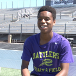 North Canyon's Moulton Sprinting Towards Greatness