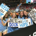 UNC Survives and Advances to Title Game in Glendale