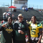 Carey On: Football Legacy Continues At CDO