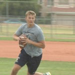 DV's Kline Arrives With Big Arm, Expectations