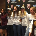 Champs!!! ASU Womens Golf Brings Home the Hardware