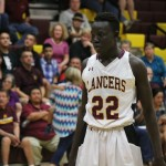 Salpointe's Deng Game, College Interest Heating Up