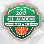 2016 All-Academic Girl's Basketball Team (1A-3A)