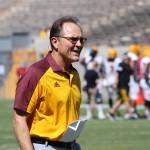Toscano-ASU Loses Passionate Phil Bennett