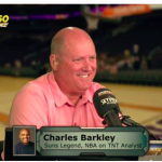 Barkley Joins Cesmat, Talks Suns Trade and More