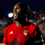 VIDEO-Drogba Scores, Leads Rising FC to Victory