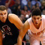 REPORT-Blake Griffin Meeting with Suns