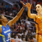 Diana Taurasi Breaks WNBA's Scoring Record