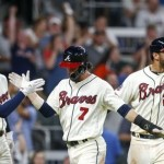 Offense, Bullpen Struggle In Braves Sweep