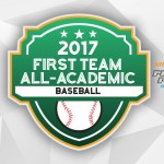 2017 All-Academic Baseball Team