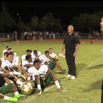 Basha HC Rich Wellbrock's Post-Game Speech