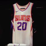 Suns Get Fresh Look For #TheTimeline Era