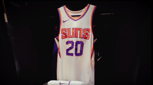 new suns jersey