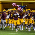 GALLERY: Sights From ASU vs New Mexico State