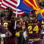 GALLERY: Sights from ASU vs Oregon Football Game
