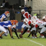 FRIDAY NIGHT SIGHTS: Central vs Camelback
