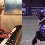 Meet Keegan Freid: The Piano Playing Quarterback