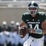 Lewerke Leading, Thriving At Michigan State