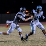GALLERY: Sights from Higley High  vs Cactus High