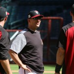 D-backs' anticipation for Wild Card building