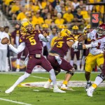 GALLERY: Sights from ASU vs USC