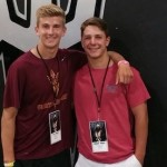 Elite QBs Shough and Purdy Once Baseball Teammates