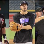 Goldschmidt, Arenado and Lucroy Started 2017 As WBC Teammates