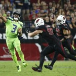 Russell Wilson, Seahawks Defeat Cardinals 22-16